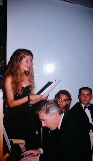 Renate zingen vroeger