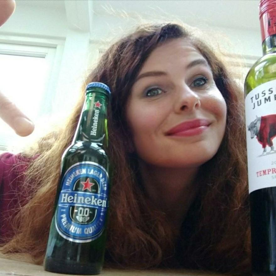 Stoppen met alcohol Renate Kuiper